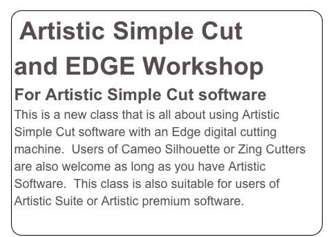 Artistic Simple Cut 