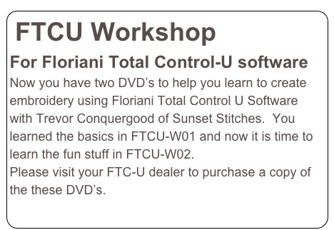 FTCU Workshop